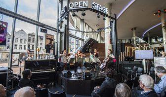 Preview: DUIC volgt Utrechtse muziektalenten bij Rabo Next Stage