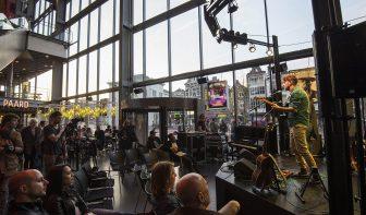 DUIC volgt Utrechtse muziektalenten bij Rabo Next Stage: coach Coen Witteveen