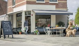 Jette & Jildou drinken koffie bij District: Een stiekeme topper in Oost