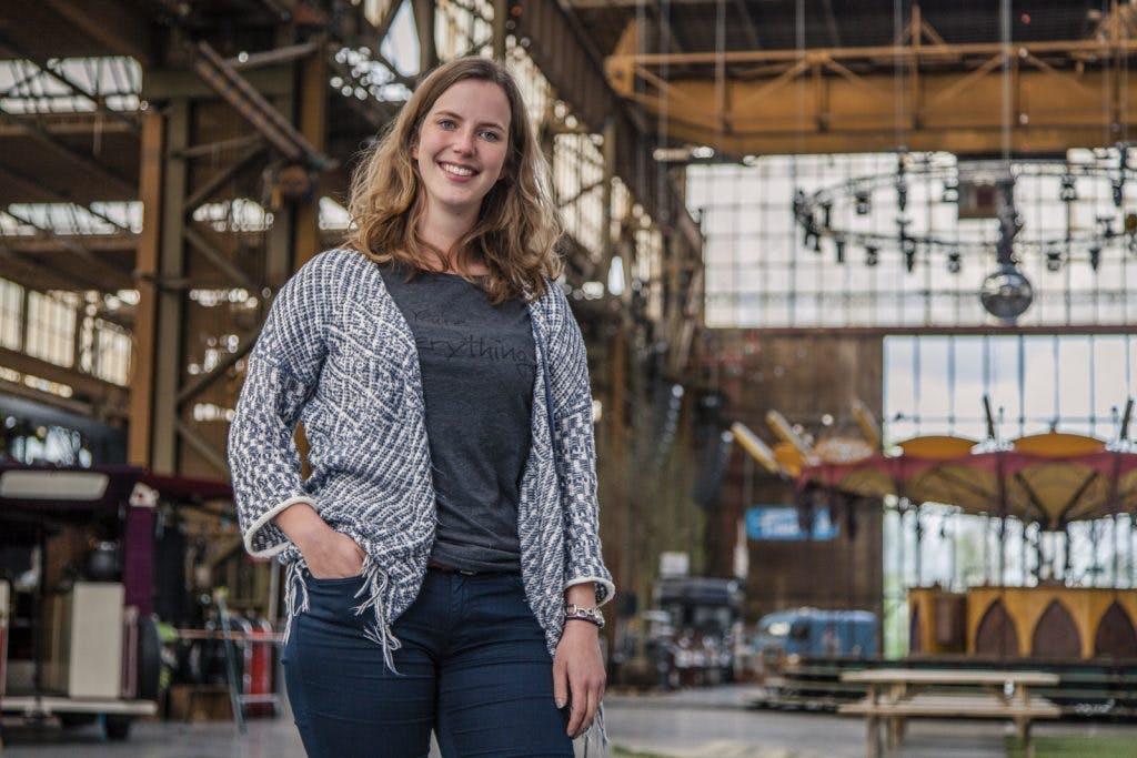 Het weekend van Hanneke Weterings van Werkspoor Festival: 'We willen het gebied weer op de kaart zetten'