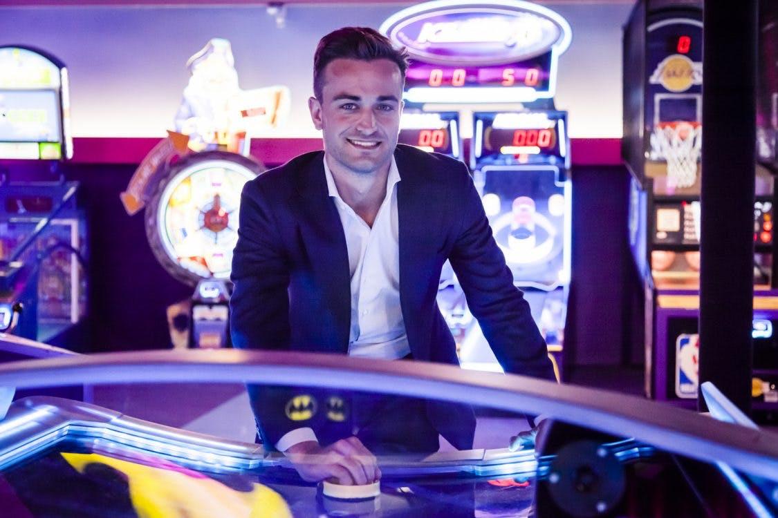 Sneak peek: Met de arcadehal is er weer eens iets anders te doen in de stad
