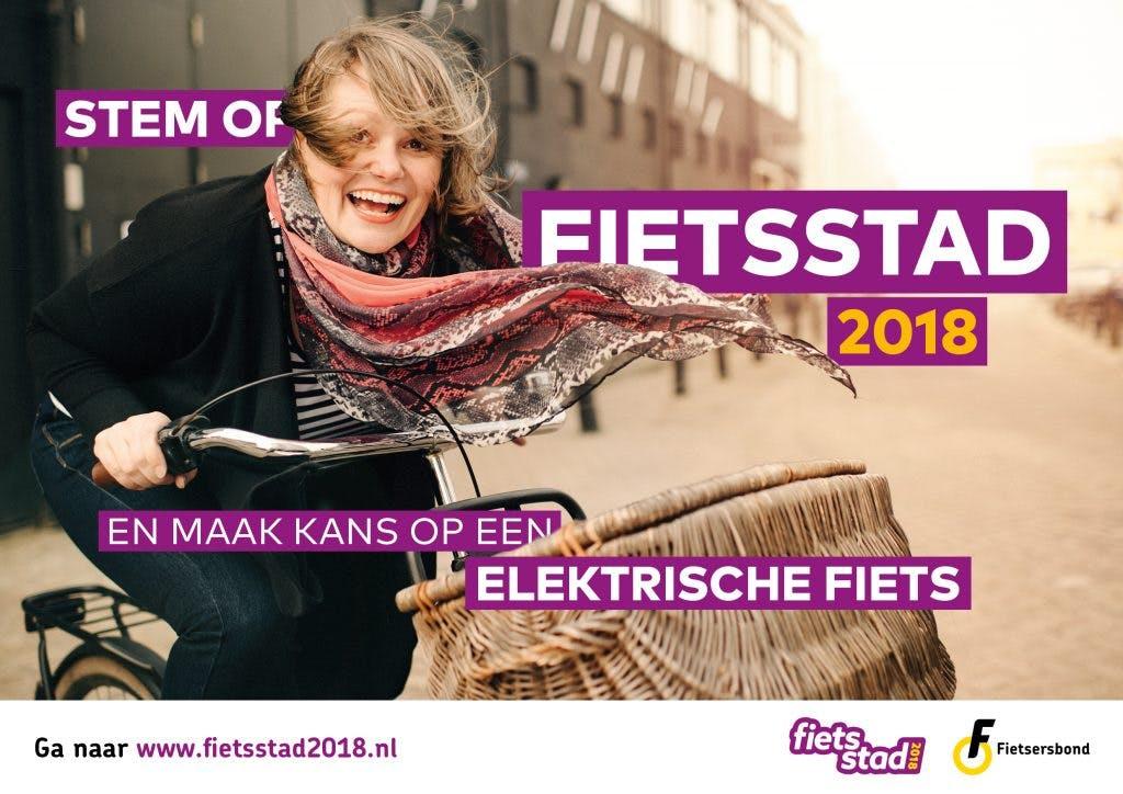 Wordt Utrecht Fietsstad2018?