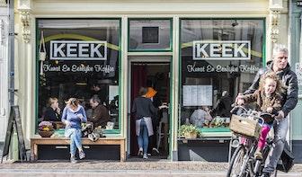 Maria Zwart van KEEK: 'Ik ben lang te bescheiden geweest'