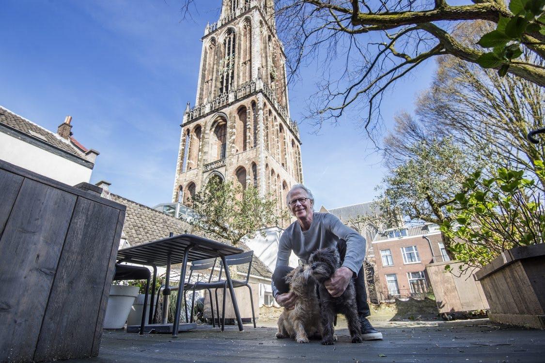 Ron Romijn, baasje van Muck en Dolce: 'Wij hebben Marlies Dekkers groot gemaakt in Utrecht'