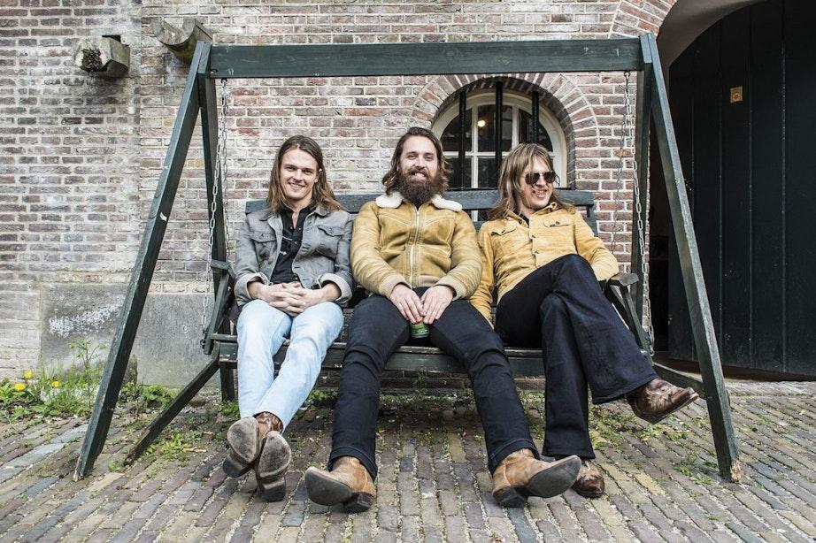 DeWolff uit Utrecht is jarig en trakteert met eigen festival