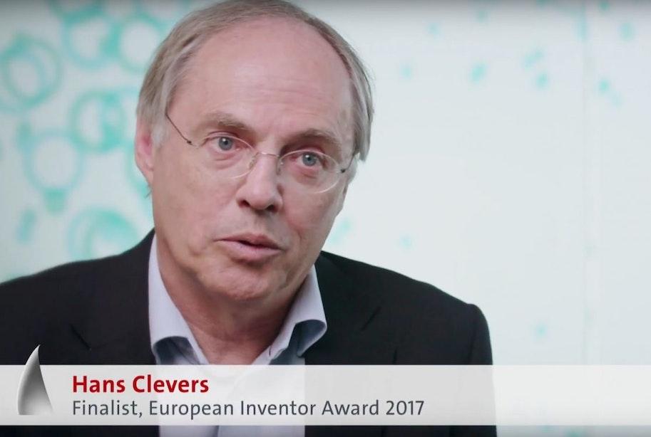 Utrechter Hans Clevers genomineerd voor 'Europees uitvinder van het jaar'