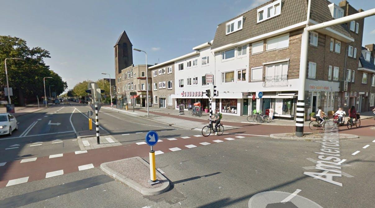 Een schildpad, haas en koe geven straks snelheidsadvies op de Amsterdamsestraatweg