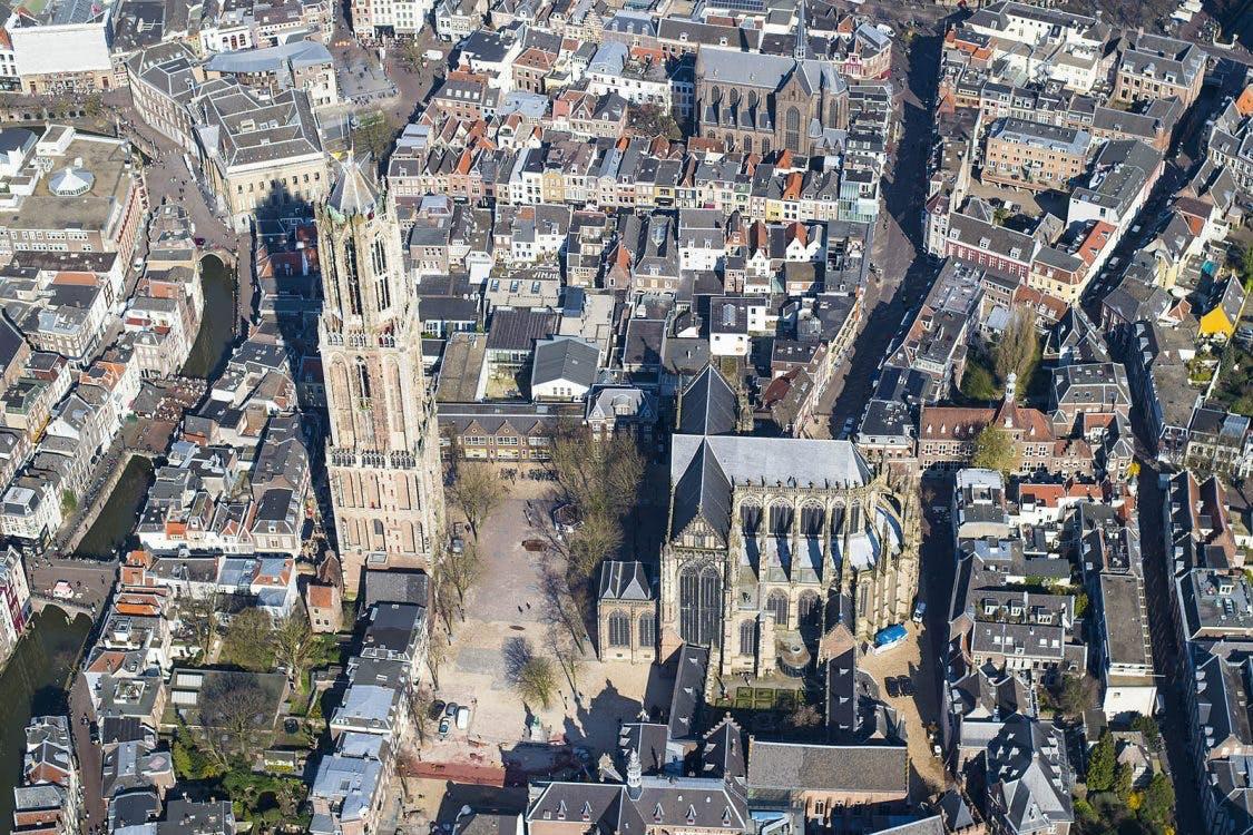 BBC schrijft over nieuwe theorie instorten Domkerk