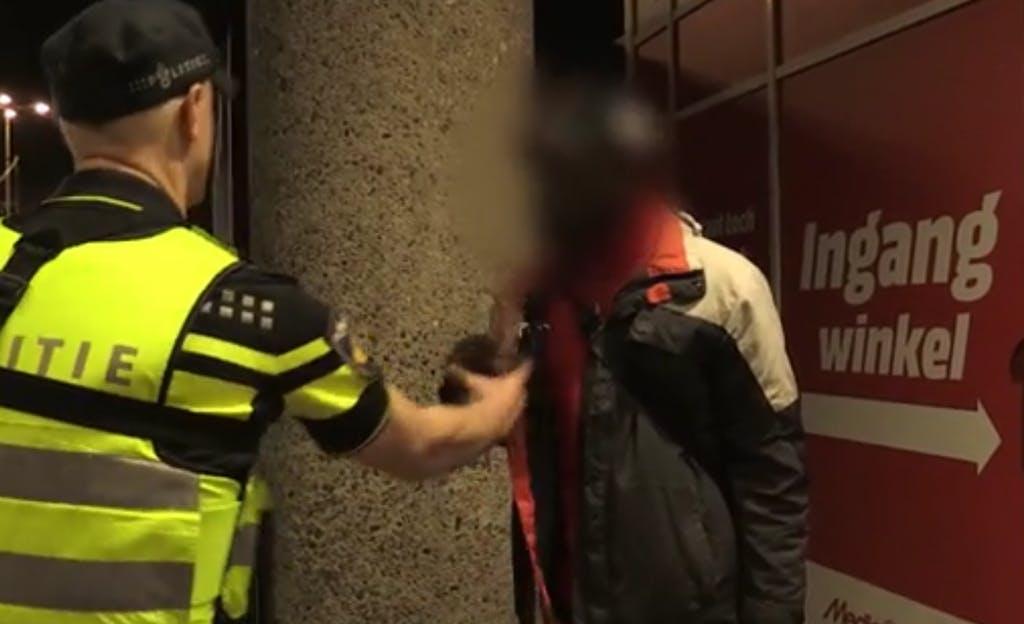 Utrechtse agent hit op Dumpert na doortastend optreden bij Hoog Catharijne