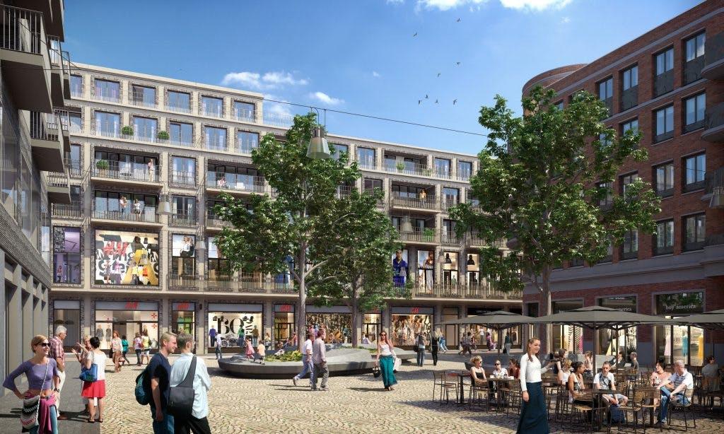 Vanaf 1 oktober betaald parkeren in Leidsche Rijn Centrum