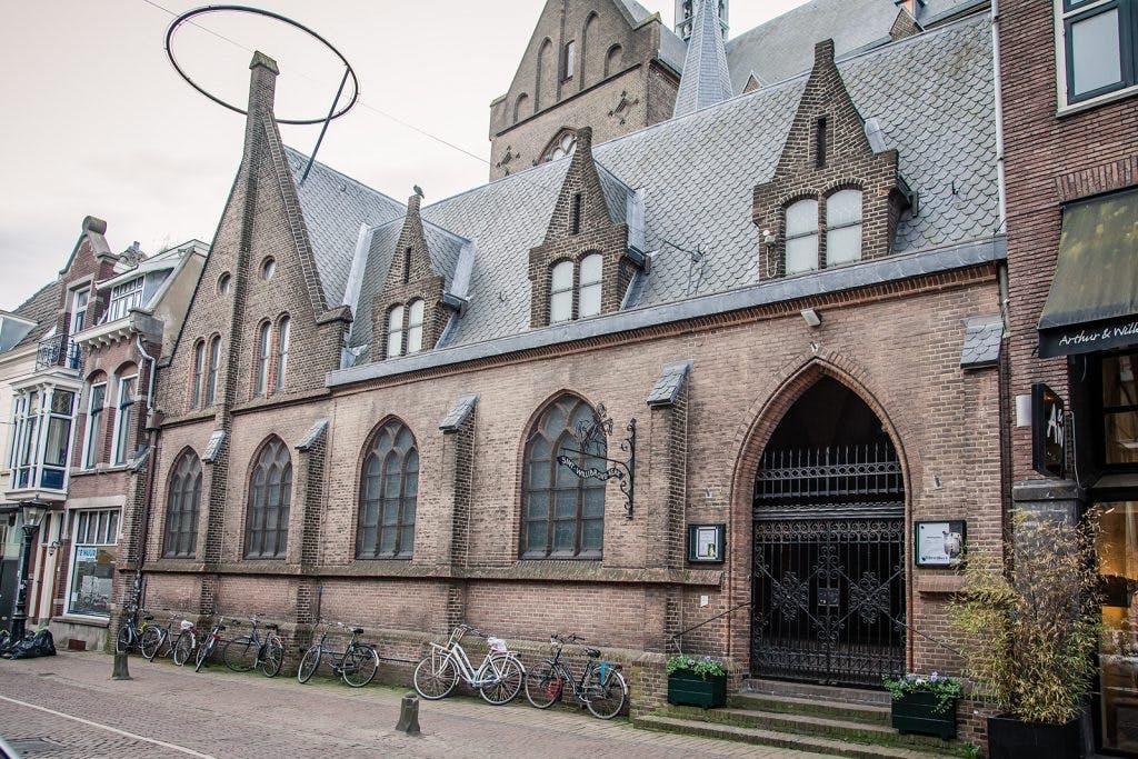 Open brief: 'Maak van de Willibrordkerk geen parel in een gesloten oester'