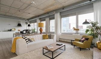 Eerste 66 appartementen Stadspoort Zuid klaar; stoer en ruimtelijk