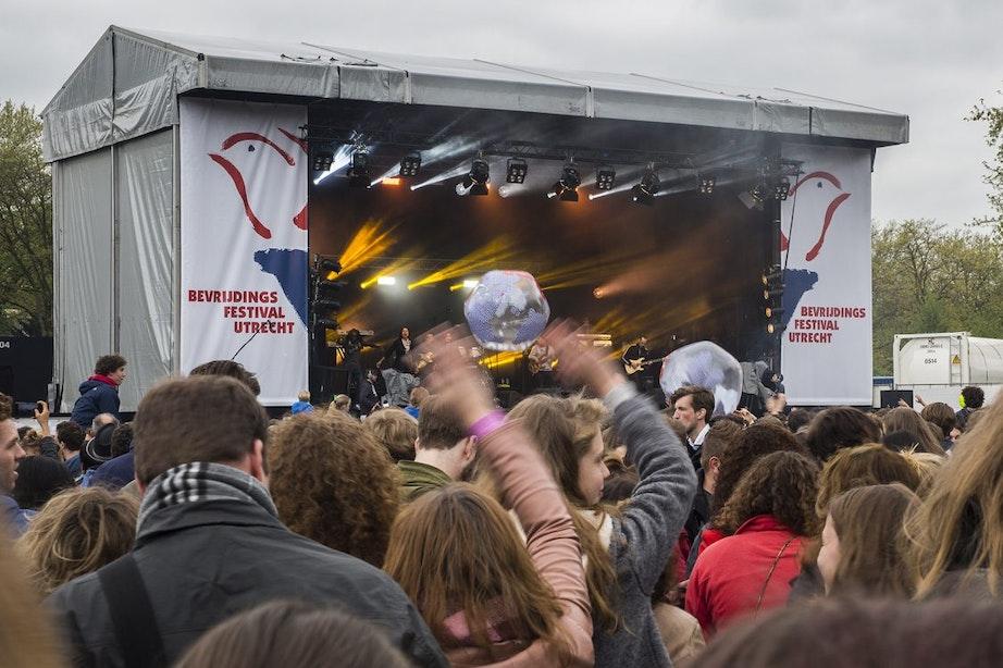 Foto's: Ontspannen sfeer op 25e editie Bevrijdingsfestival Park Transwijk