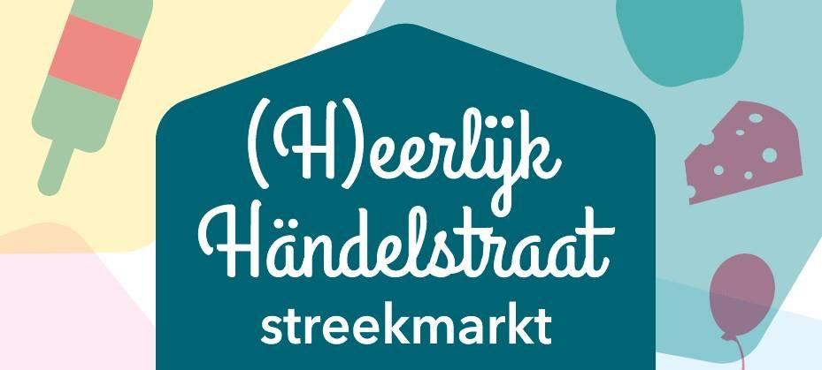Dagtip: Streekmarkt Heerlijk Händelstraat