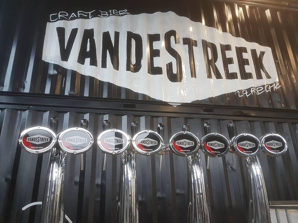 VandeStreek opent brouwerij in Overvecht: 'Het eerste bier is gerijpt op Utrechts eikenhout'