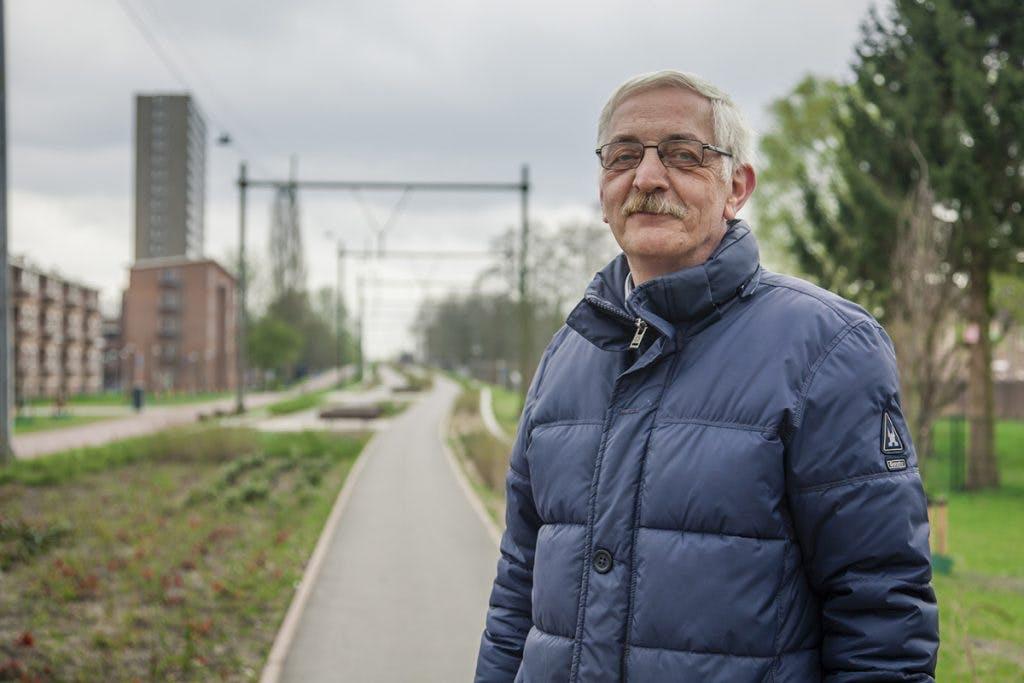De herinnering van een straatschoffie in Sterrenwijk