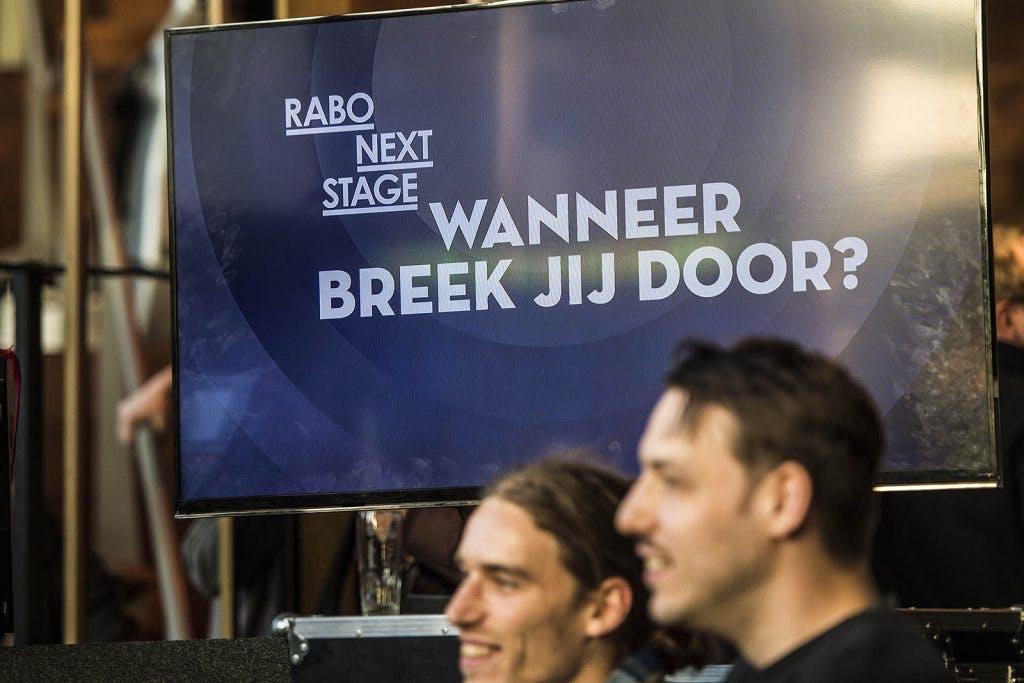 DUIC TV: Slotconcerten Rabo Next stage op Culturele Zondag