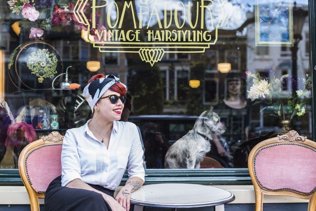 Op bezoek bij Madame de Pompadour: 'Ik hou niet van regels, het liefst schop ik tegen alle normen aan'