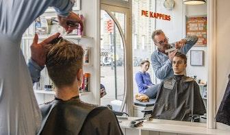 Op bezoek bij De Kappers: 'Ik knip geen haar, ik knip mensen'