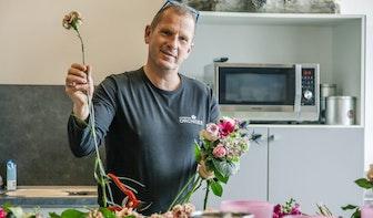 Op bezoek bij Bloemenhuis Orchidee: 'Ik wilde eigenlijk nooit bloemist worden'