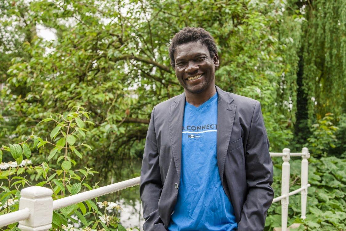 Allemaal Utrechters – Bright Richards: 'De eerste drie jaar in Nederland liep ik op klompen'
