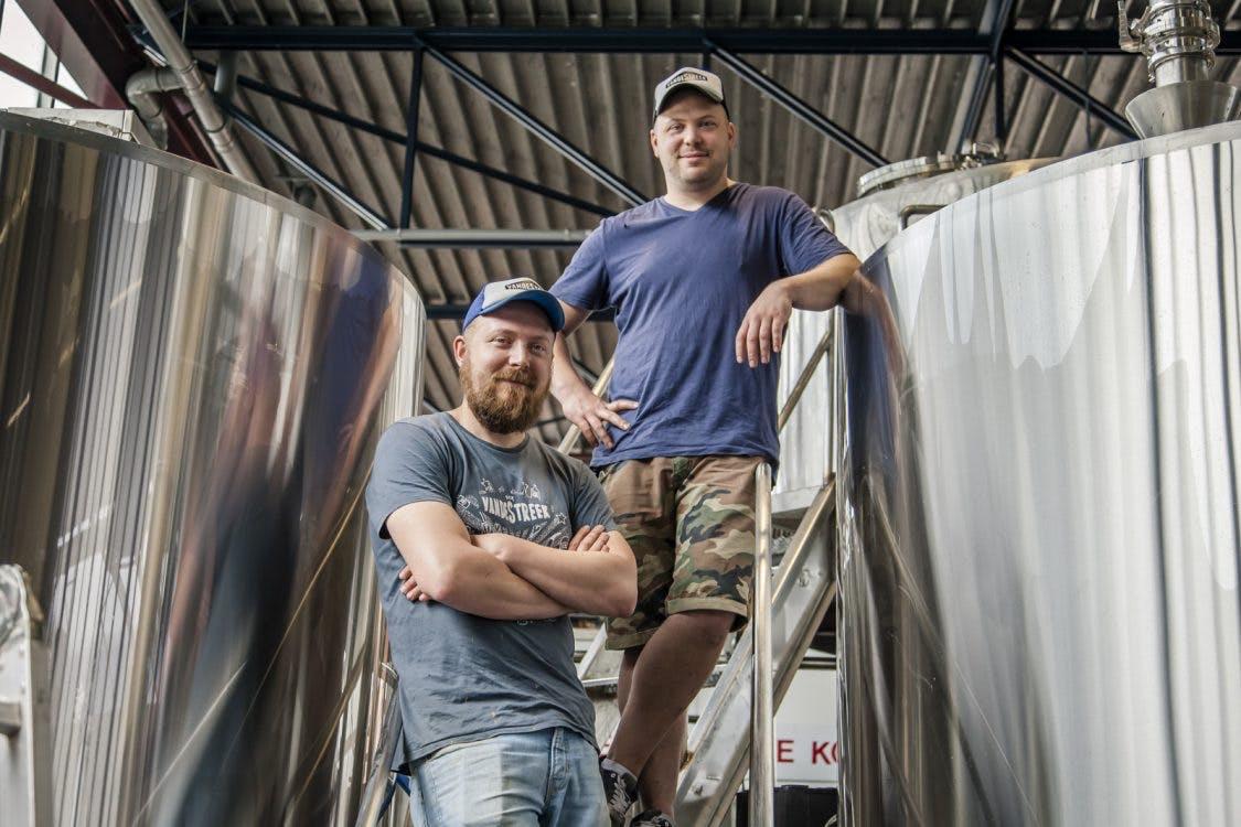 Het weekend van Ronald van de Streek, van bierbrouwerij VandeStreek: 'Wij maken genietbieren'