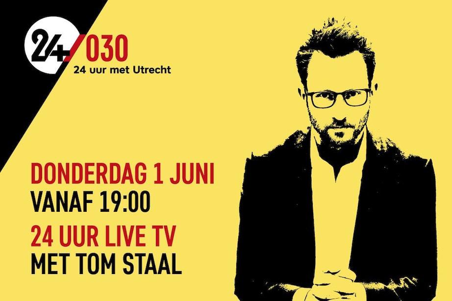 Zo ziet 24 uur eruit in Utrecht – #24met030