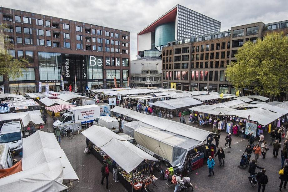Ook non-food kramen mogen weer op Utrechtse markten staan