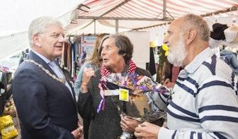 Foto's: Jan van Zanen zes jaar als burgemeester van Utrecht