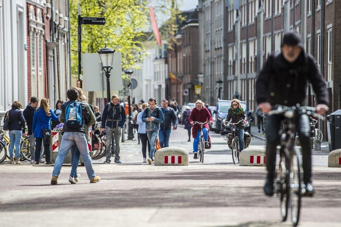 Utrecht binnen de singels in 2050 autovrij; hoe haalbaar is dat?