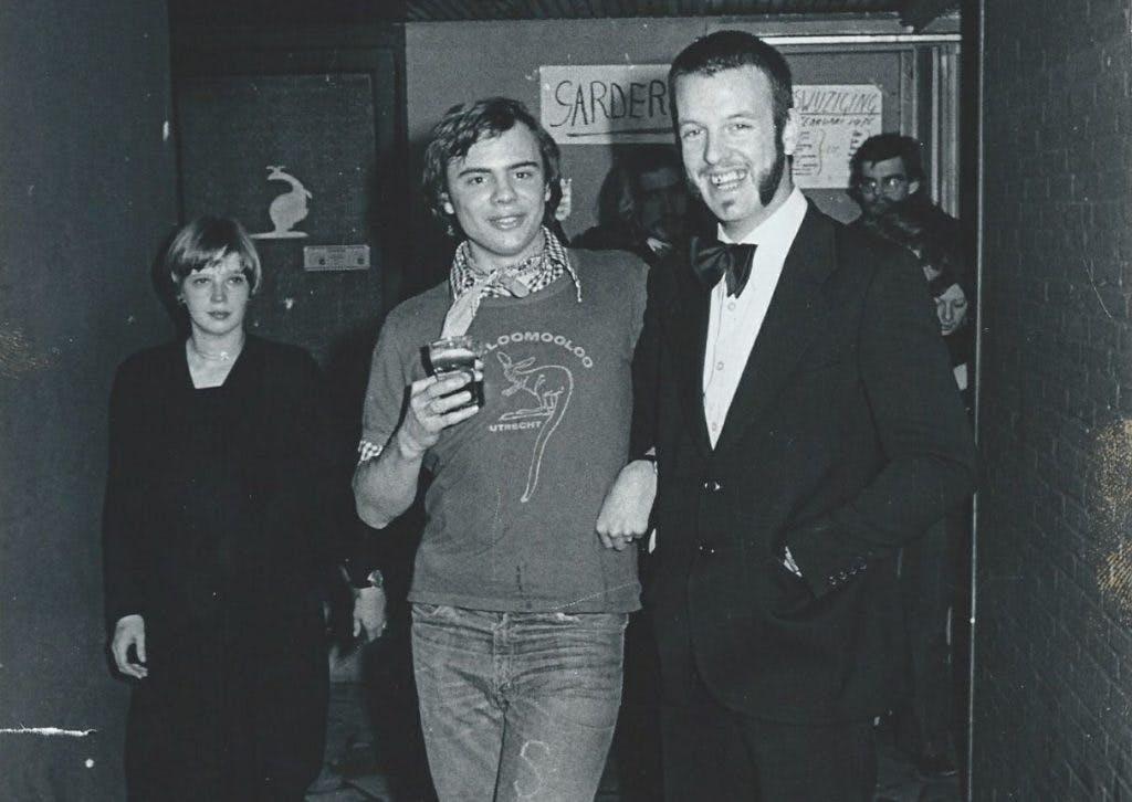 Utrecht volgens voormalig Woo-portier Fred Prang: 'Ik heb nooit alcohol gedronken'
