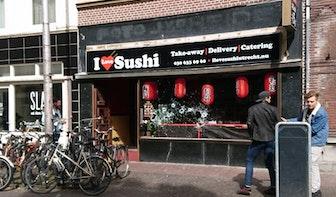 Beelden van schutter sushi-restaurant vrijgegeven