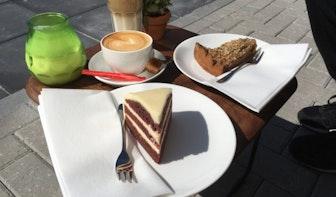 Jette & Jildou drinken koffie bij De Zagerij: 'Ruige koffie in de voormalige Pastoefabriek'