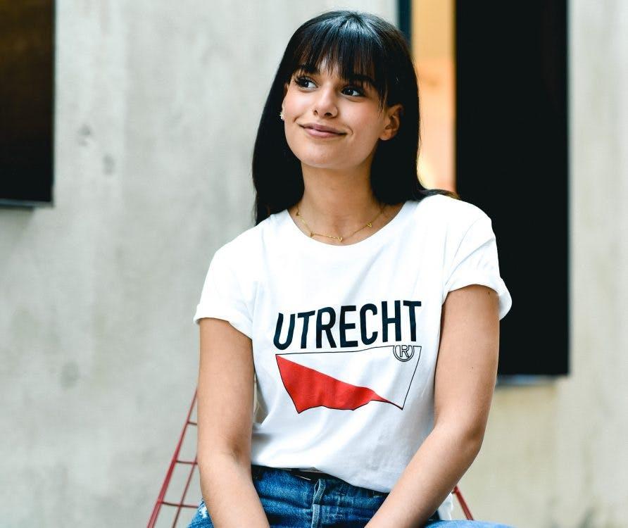 Utrecht krijgt haar eigen Levi's T-shirt