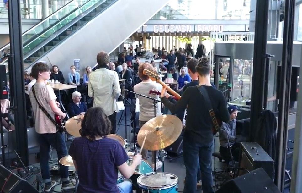 DUIC volgt Utrechtse muziektalenten bij Rabo Next Stage: Jazz Orchestra