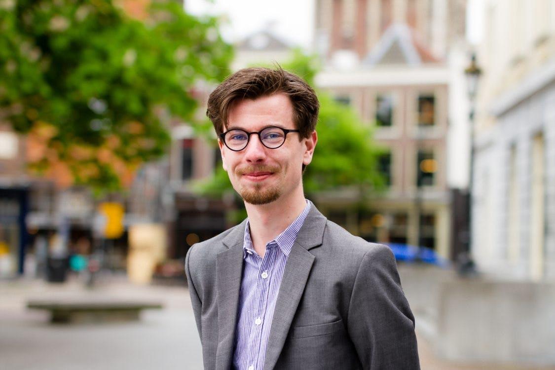 Tim Homan nieuwe lijsttrekker Student & Starter