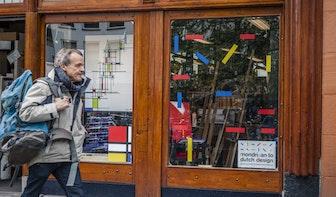 Foto's: Zie 'De Stijl' in Utrecht