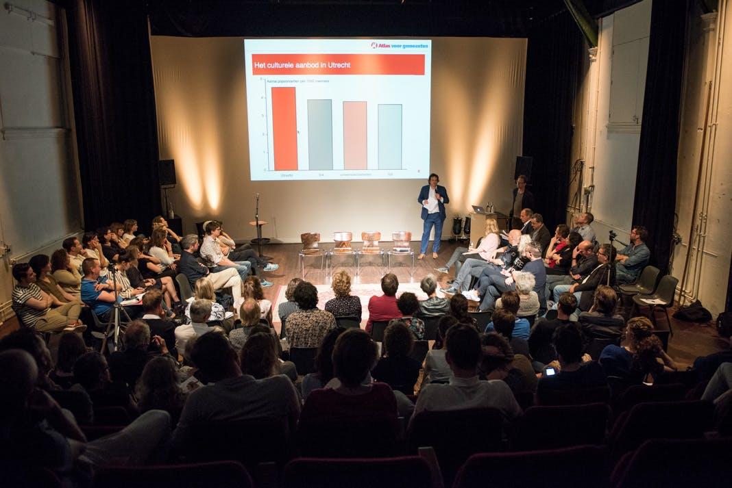 TAAI #3: Utrecht groeit, groeien kunst en cultuur mee?