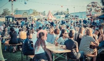 Foodfestival TREK in Griftpark weer begonnen