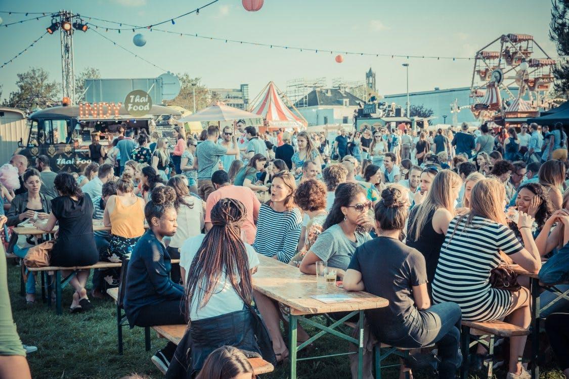 Winactie: Festival TREK in het Griftpark tijdens Pinksteren