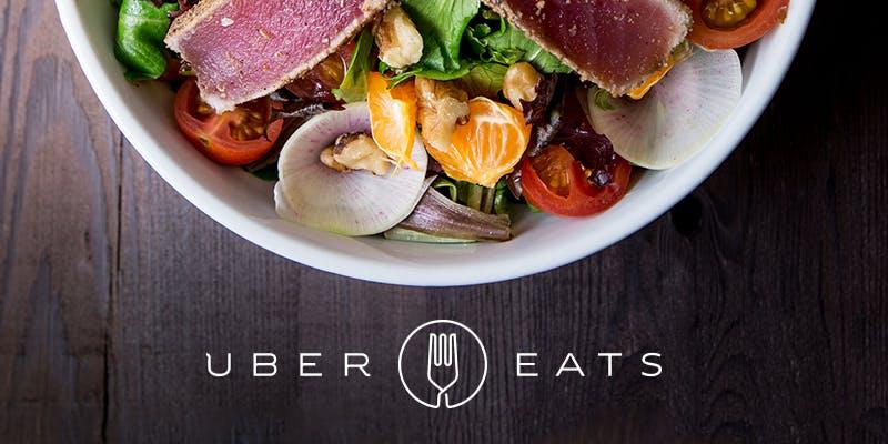 Uber gaat eten bezorgen in Utrecht
