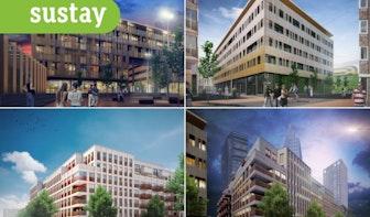 399 nieuwe huurappartementen in Leidsche Rijn Centrum