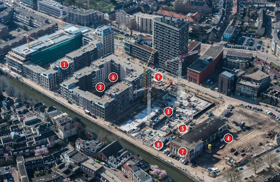 Utrecht Bouwt: Zijdebalen, wonen op de drempel van het Stadshart
