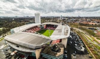 Gemeente Utrecht gaat dak Stadion Galgenwaard inspecteren
