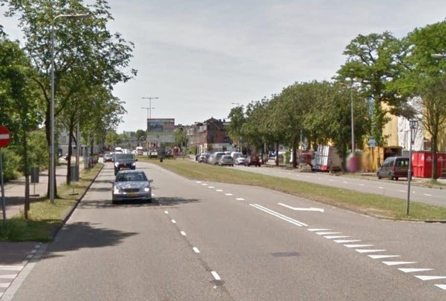 Herinrichting Westelijke Stadsboulevard: 'Van vier naar twee rijbanen'