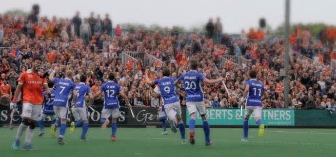 Kampong wint van Bloemendaal en speelt finale tegen Rotterdam
