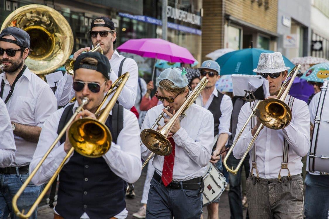 Festival Klein New Orleans in de Breedstraat gaat niet door dit jaar