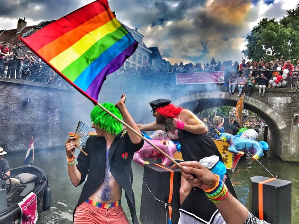 Open brief over Utrechtse Canal Pride: 'Waar ging dit feest eigenlijk over?'