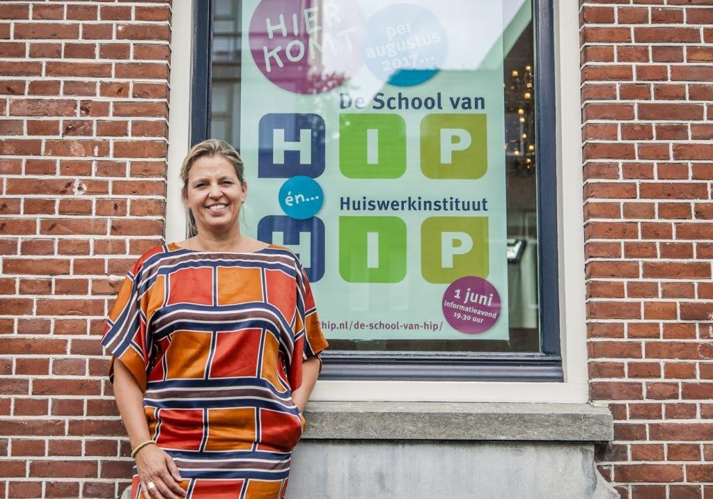 Ondernemer Centraal – Miriam Lensen van HIP: 'Je kind laten opleiden tot wereldburger'