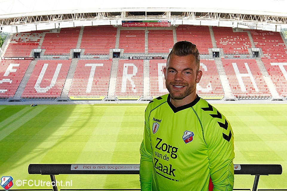 Nick Marsman komt naar FC Utrecht